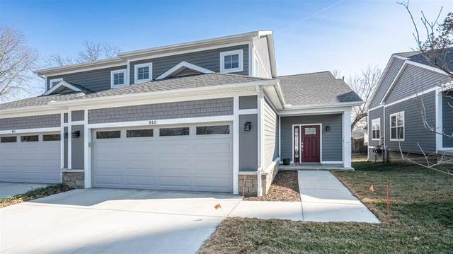 108 E Henry Street #810, Saline, MI 48176 (#543280738) :: Real Estate For A CAUSE