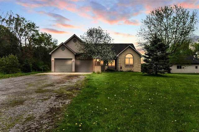 4343 Kibby Rd, Summit, MI 49201 (#55202101236) :: Real Estate For A CAUSE
