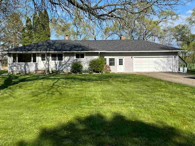 8571 Rives Junction Rd, Rives, MI 49277 (#55202101238) :: Real Estate For A CAUSE