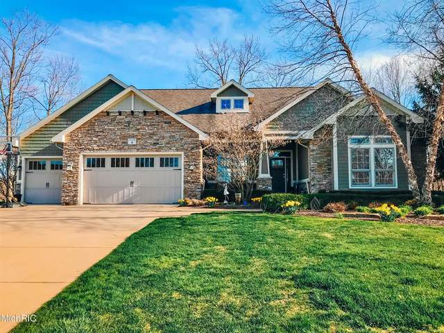 11479 Fox Row Court, Morton Twp, MI 49346 (#72021015895) :: Real Estate For A CAUSE