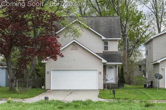 374 Lehigh Avenue, Pontiac, MI 48340 (#2210032824) :: Real Estate For A CAUSE