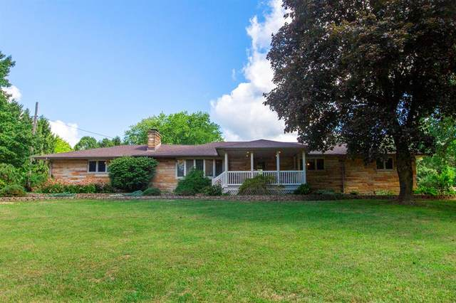 2755 Weaver Road, Bertrand Twp, MI 49120 (#69021015905) :: Real Estate For A CAUSE