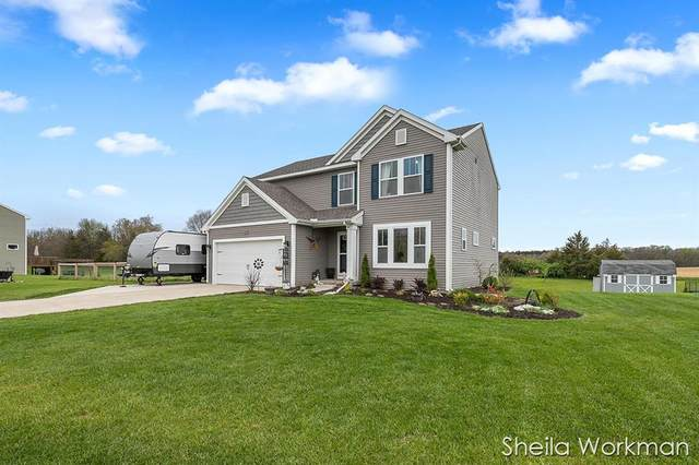 1221 Crystal Way Court, Yankee Springs Twp, MI 49333 (#65021015909) :: Real Estate For A CAUSE