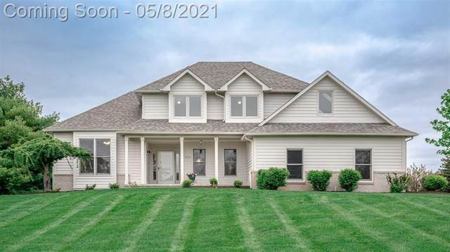 5775 Creekview Drive, Pittsfield Twp, MI 48108 (#543280736) :: RE/MAX Nexus
