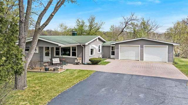 10116 Mack Island Rd, Grass Lake, MI 49240 (#55202101241) :: Real Estate For A CAUSE