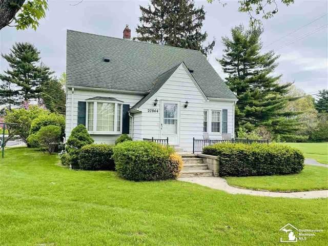 27044 W Huron River Drive, Flat Rock, MI 48134 (#57050041010) :: Real Estate For A CAUSE