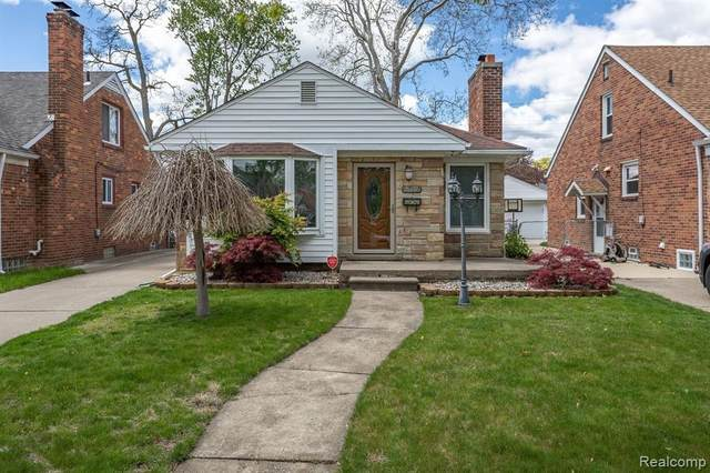 2039 Burger Street, Dearborn, MI 48128 (#2210032913) :: Real Estate For A CAUSE