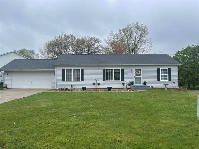5943 Violet Court, Leroy Twp, MI 49014 (#64021015974) :: RE/MAX Nexus