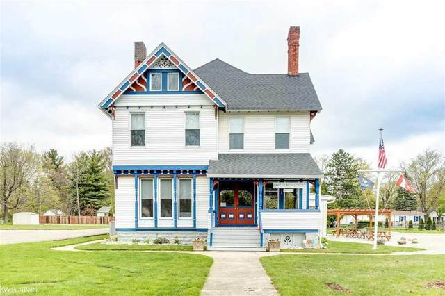 7175 Huron Ave, Lexington, MI 48450 (#58050041024) :: RE/MAX Nexus