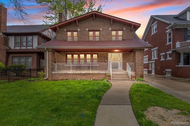 2427 Edison Street, Detroit, MI 48206 (#2210032945) :: Novak & Associates