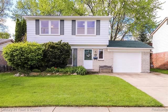 14221 Talbot Street, Oak Park, MI 48237 (#2210032953) :: Real Estate For A CAUSE