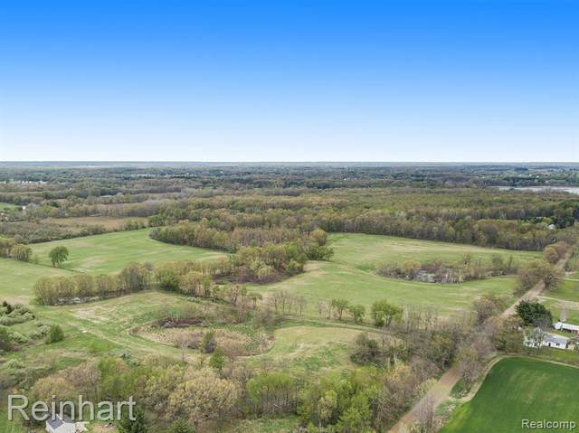 0 Cedar Lake Road, Marion Twp, MI 48843 (#2210032956) :: Real Estate For A CAUSE