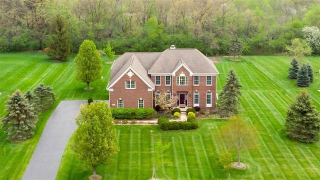 7784 Secretariat Drive, Pittsfield Twp, MI 48176 (#543280674) :: RE/MAX Nexus