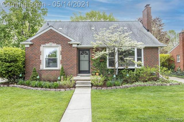 1409 Lloyd Avenue, Royal Oak, MI 48073 (#2210033035) :: RE/MAX Nexus