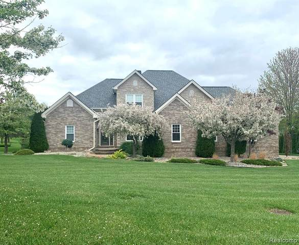 9451 Shyre Circle, Davison Twp, MI 48423 (#2210033047) :: Real Estate For A CAUSE