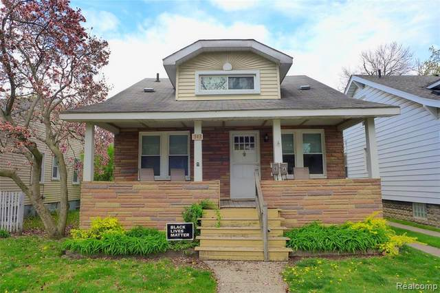 343 College Street, Ferndale, MI 48220 (#2210033061) :: RE/MAX Nexus