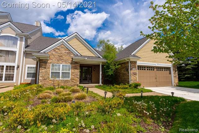 39406 Jasmine Circle, Northville Twp, MI 48168 (#2210033065) :: Real Estate For A CAUSE