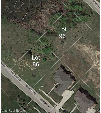 VL Creekview Drive, Davison Twp, MI 48423 (#2210033076) :: Real Estate For A CAUSE