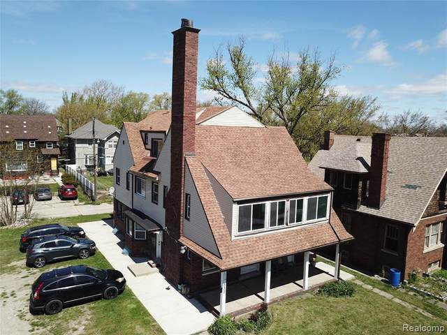 630 Glynn Court, Detroit, MI 48202 (#2210033097) :: Novak & Associates