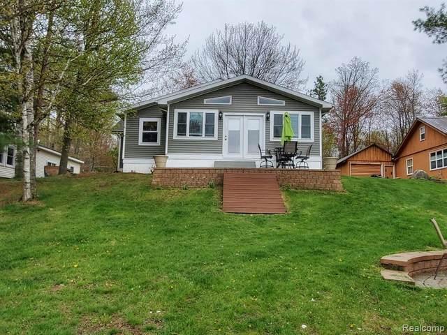 3676 S Lake Drive, Billings Twp, MI 48612 (#2210033148) :: GK Real Estate Team