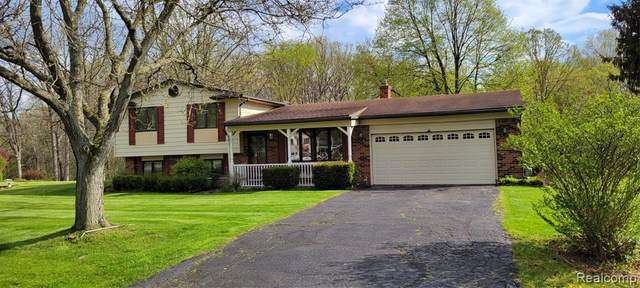 10280 Vllage Square, Brighton Twp, MI 48114 (#2210033165) :: RE/MAX Nexus