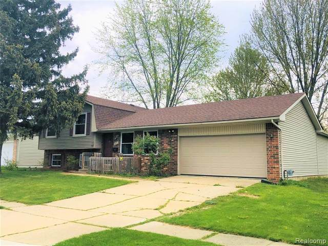 914 Meadow Drive, Davison, MI 48423 (#2210033167) :: NextHome Showcase