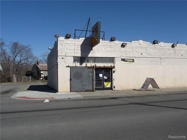 5354 Tireman Street, Detroit, MI 48204 (#2210033197) :: Real Estate For A CAUSE