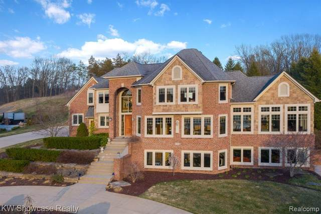 8387 Stoney Creek Drive, Green Oak Twp, MI 48178 (#2210033230) :: Duneske Real Estate Advisors