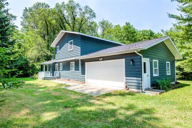 9689 Community Hall Road, New Buffalo Twp, MI 49129 (#65021016155) :: Real Estate For A CAUSE