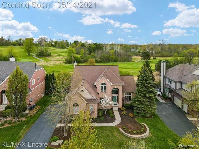 6791 Oakhurst Ridge Road, Independence Twp, MI 48348 (#2210033250) :: Real Estate For A CAUSE