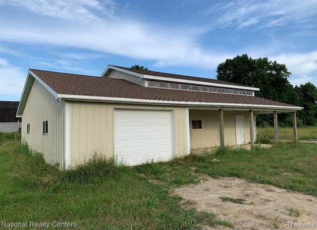 1107 E Applegate Road, Watertown Twp, MI 48471 (#2210033363) :: Real Estate For A CAUSE