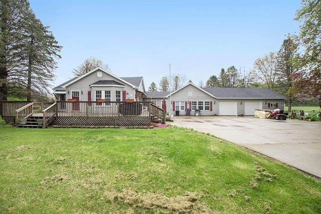 3453 Riverside Road, Hagar Twp, MI 49022 (#65021016212) :: Novak & Associates