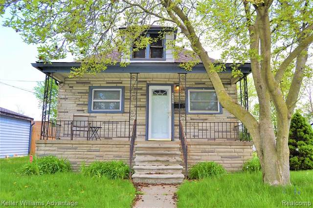 4509 1ST Street, Ecorse, MI 48229 (#2210033407) :: Real Estate For A CAUSE