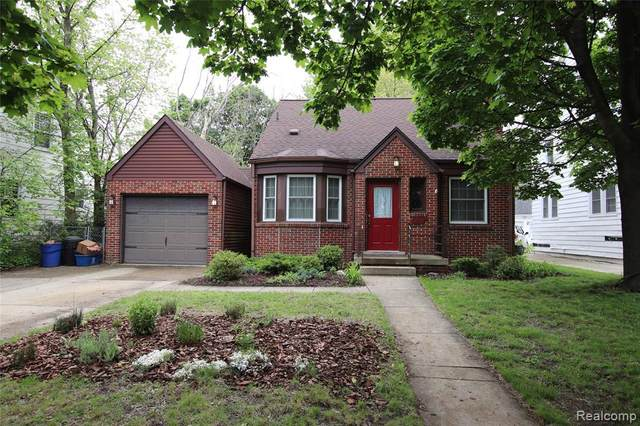 2008 Windemere Avenue, Flint, MI 48503 (#2210033408) :: Alan Brown Group