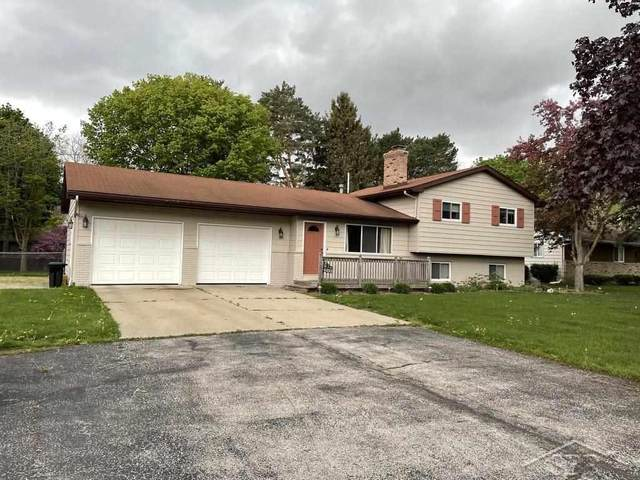 4283 Brockway, Saginaw Twp, MI 48638 (#61050041180) :: Real Estate For A CAUSE