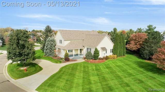 10117 Aberdeen Drive, Grand Blanc Twp, MI 48439 (#2210033437) :: Real Estate For A CAUSE