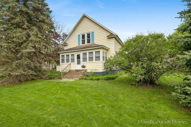 11413 56th Avenue, Allendale Twp, MI 49401 (#65021016223) :: Real Estate For A CAUSE