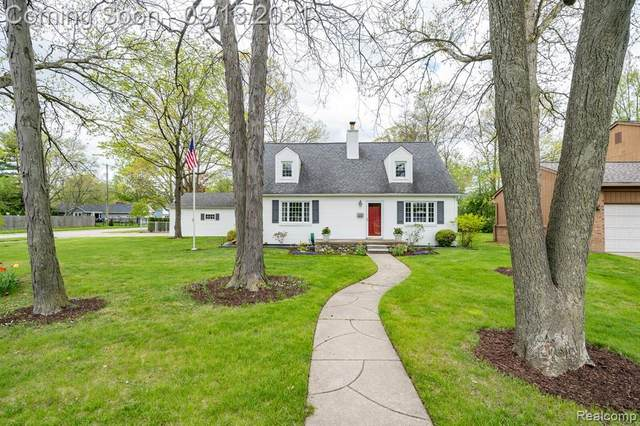 426 Redruth Avenue, Clawson, MI 48017 (#2210033467) :: RE/MAX Nexus
