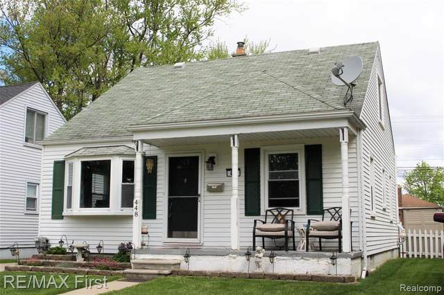 448 Highland Avenue, Clawson, MI 48017 (#2210033501) :: RE/MAX Nexus