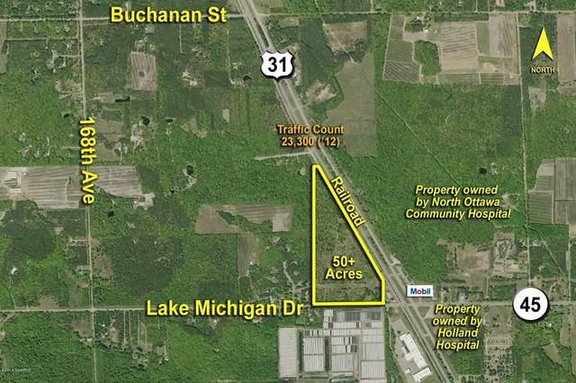 16015 Lake Michigan Drive, Grand Haven Twp, MI 49417 (#71021016241) :: NextHome Showcase
