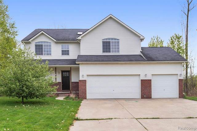 6096 Walnut Trail, Grand Blanc Twp, MI 48439 (#2210033547) :: Real Estate For A CAUSE