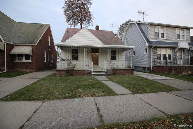 6906 Barrie Street, Dearborn, MI 48126 (#2210033614) :: Real Estate For A CAUSE