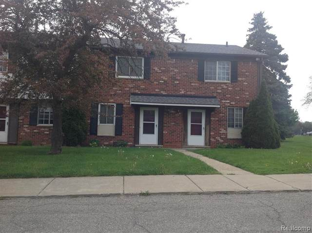 5411 Maplebrook, Grand Blanc Twp, MI 48507 (#2210033630) :: Real Estate For A CAUSE