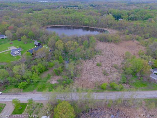 00 Whitmore Lake Road, Northfield Twp, MI 48189 (#2210033631) :: Real Estate For A CAUSE