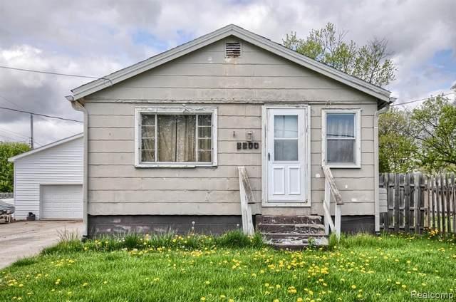 2200 Anoka Street, Flint Twp, MI 48532 (#2210033646) :: Real Estate For A CAUSE