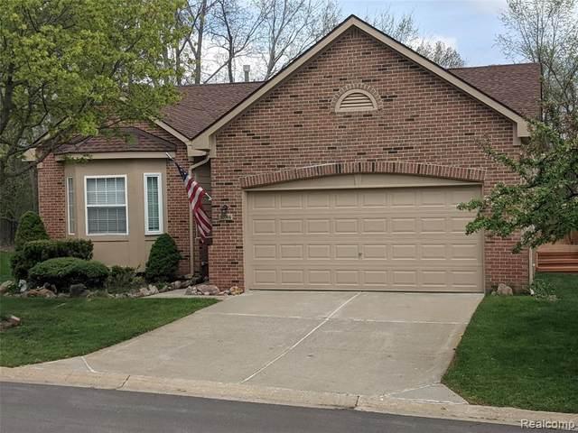 30764 Tanglewood Drive, Novi, MI 48377 (#2210033647) :: Real Estate For A CAUSE