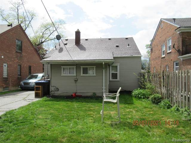 16606 Greenview Avenue, Detroit, MI 48219 (#2210033700) :: Alan Brown Group