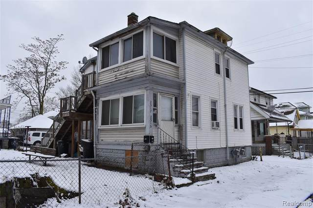 2515 Sharon Street, Detroit, MI 48209 (#2210033729) :: Real Estate For A CAUSE