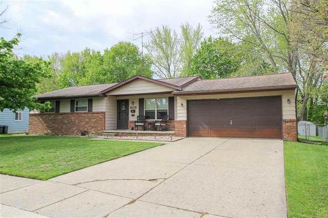 608 Autumn Dr, Flushing, MI 48433 (#5050041259) :: Real Estate For A CAUSE