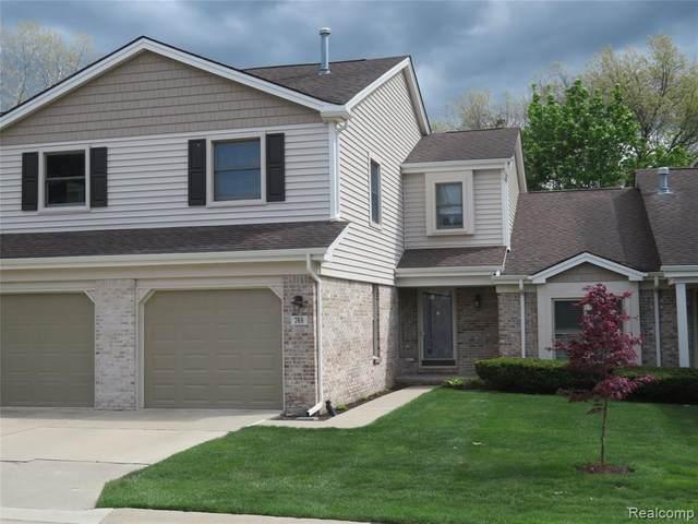 768 Ridgeside Dr #28, Milford Vlg, MI 48381 (#2210033843) :: BestMichiganHouses.com